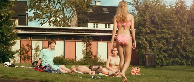 Silje Hagrim Dahl sexy - Reckless (2013)