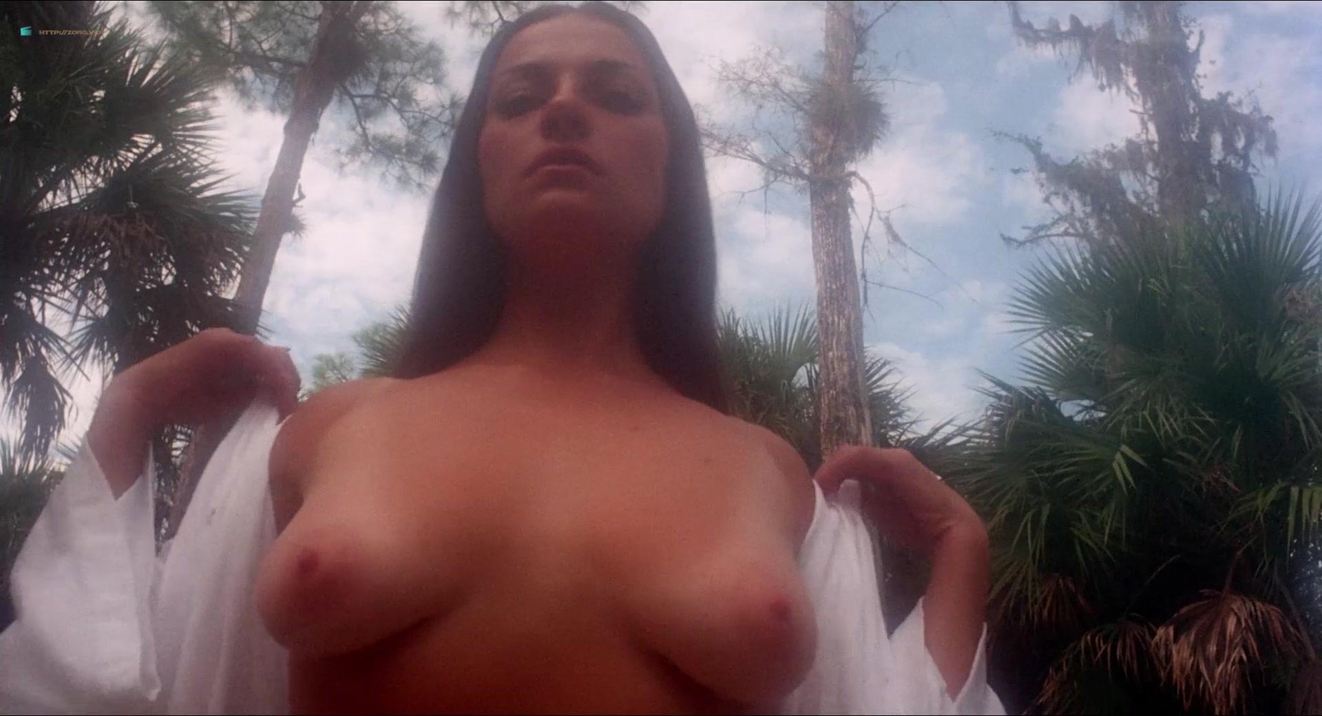 Jill Senter nude, Gini Eastwood nude - Pick-Up (1975)