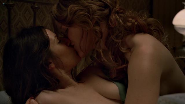 Aleksa Palladino nude, Lisa Joyce nude - Boardwalk Empire s01e07-08 (2010)
