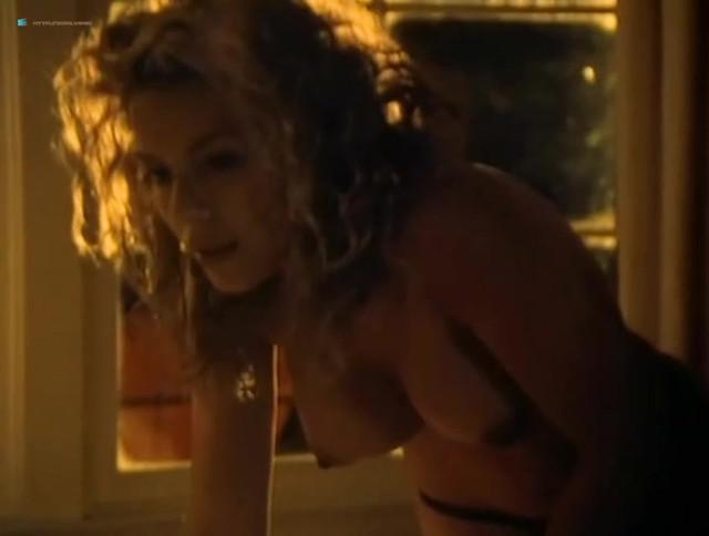 Kari Wuhrer nude - Beyond Desire (1995)