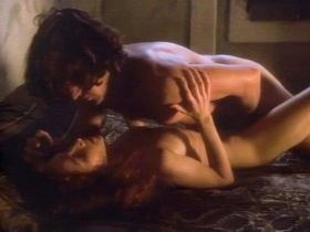 Kim Thomson nude, Victoria Burgoyne nude - Stealing Heaven (1988)