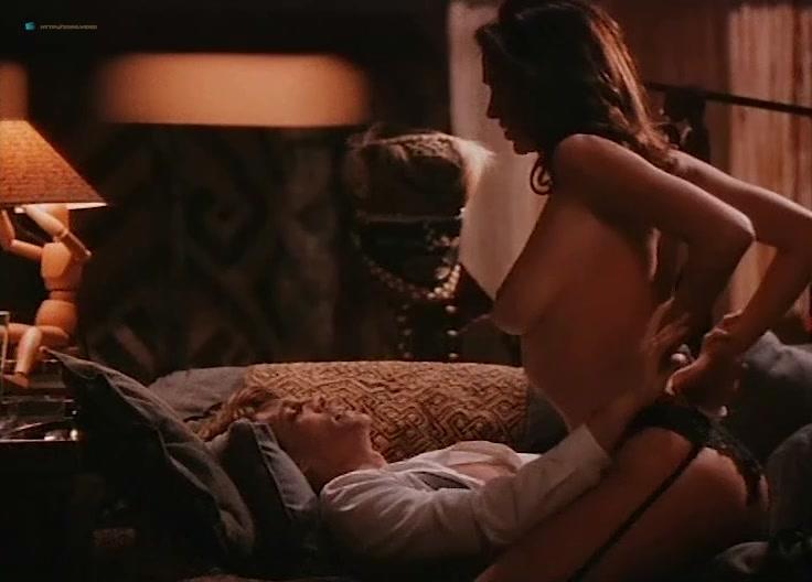 Kari Wuhrer nude, Claire Stansfield nude, Alisa Diane nude - Sensation (1994)