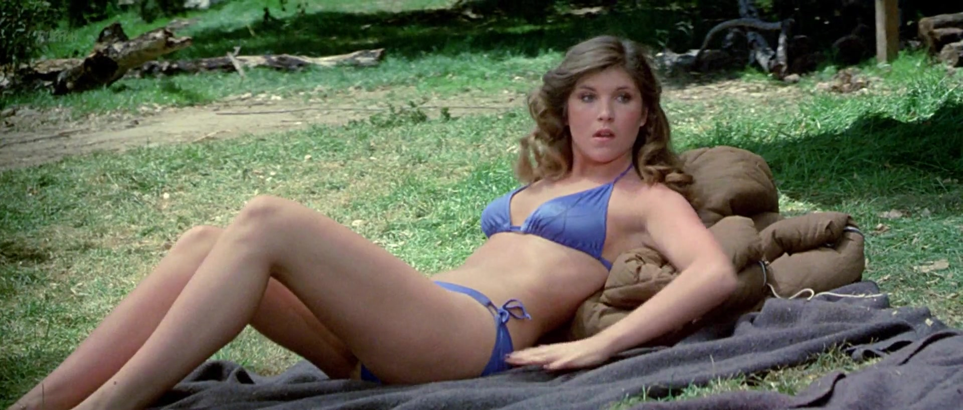 Tracie Savage sexy - Friday the 13th Part III (1982)