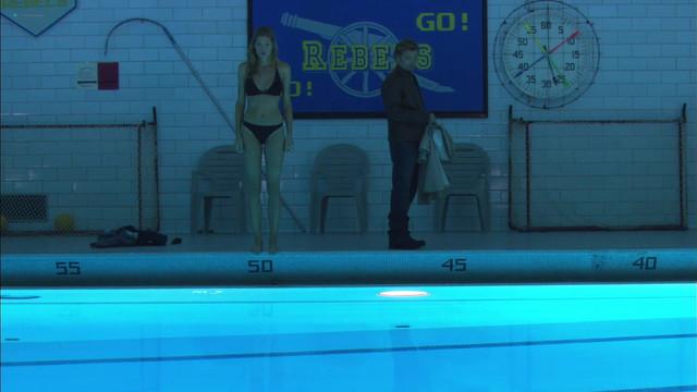Tricia Helfer sexy - Hidden Crimes (2009)