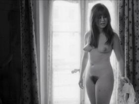 Ulla Koppel nude - Quiet Days in Clichy (1970)