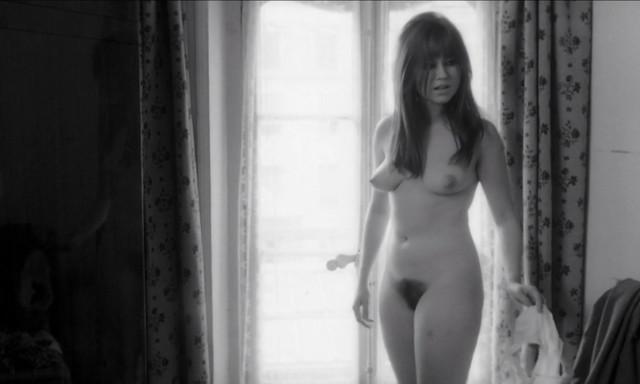 Ulla Koppel nude - Quiet Days in Clichy (1970)