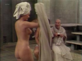Valerie Perrine nude - Steambath (1973)