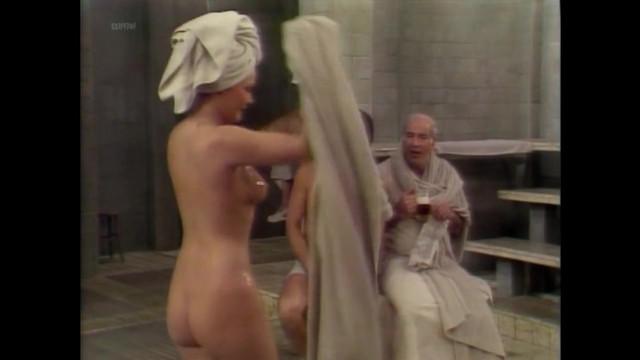 Valerie Perrine nude - Steambath (1973)