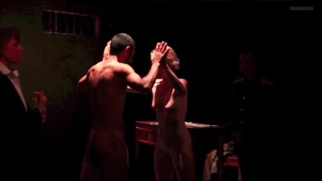 Veronique Picciotto nude - à Nu (2014)