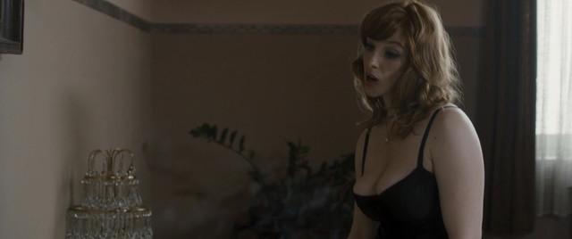 Vica Kerekes sexy - Deckname Holec (2016)