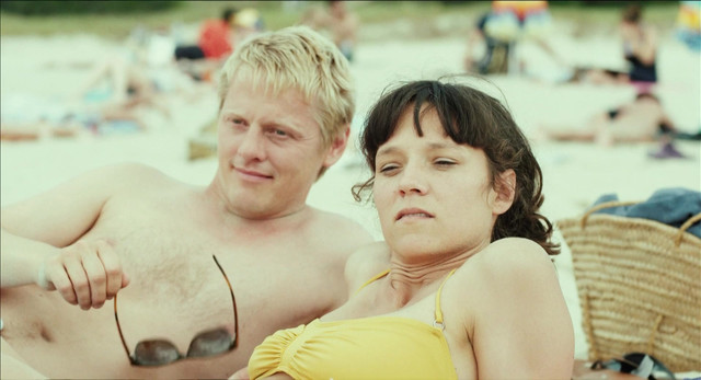 Vicky Krieps nude - Formentera (2012)