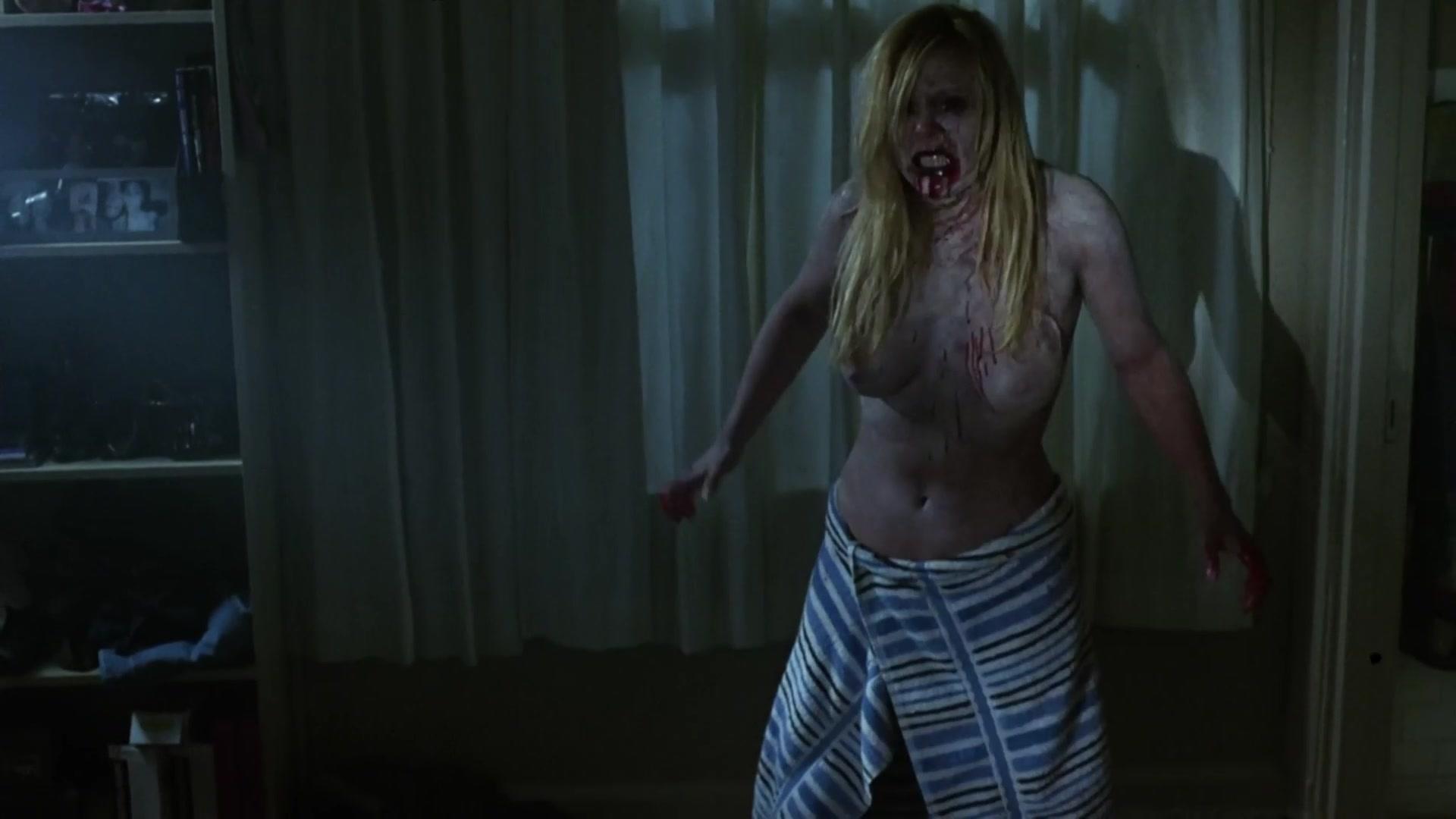 Victoria Pratt sexy, Emmanuelle Vaugier sexy, Danielle Burgio nude - House of the Dead 2 (2005)
