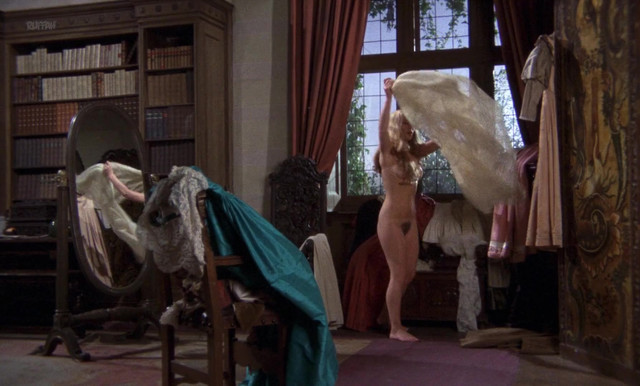 Virginia Wetherell nude - Demons Of The Mind (1972)