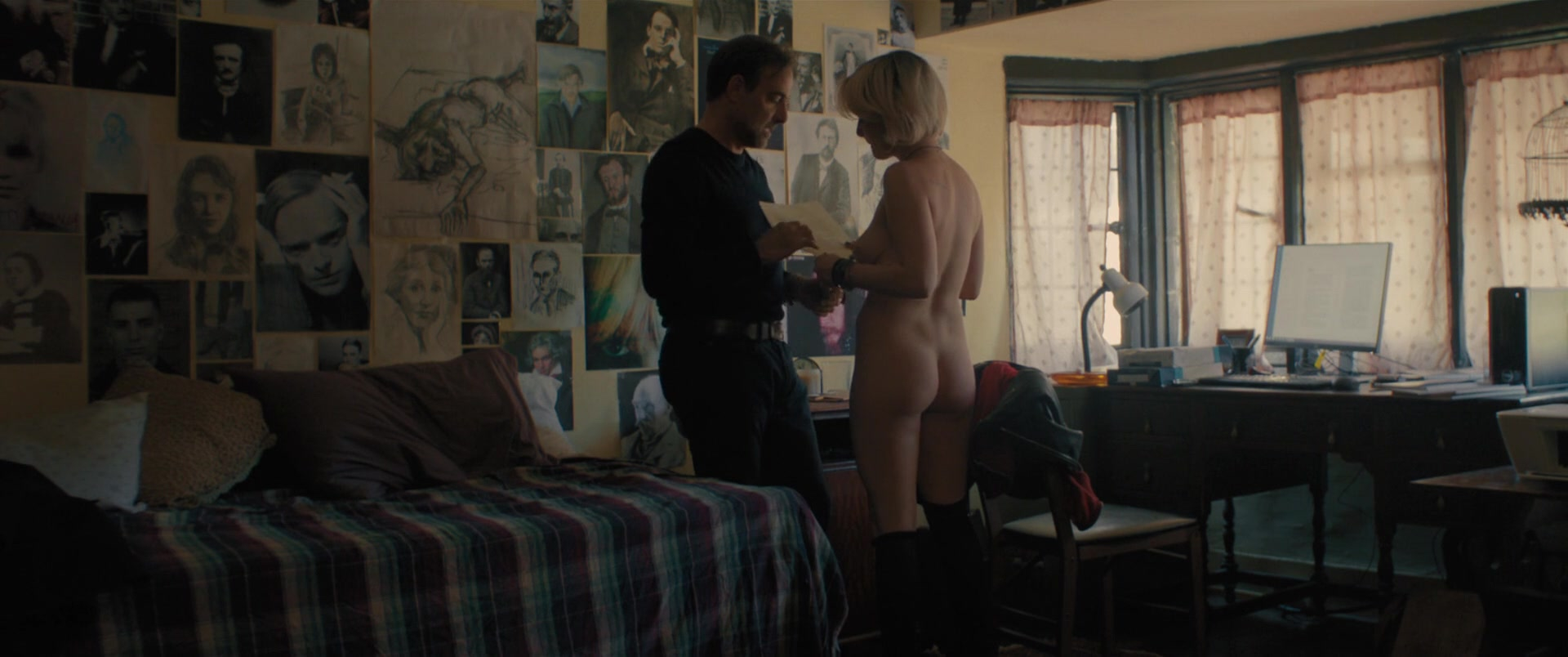 Addison Timlin nude - Submission (2017)