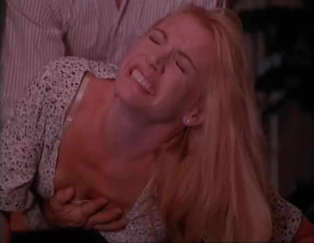 Shannon Tweed nude, Kim Morgan Greene nude - Scorned (1993)