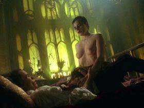 Floriela Grappini nude, Elvira Deatcu nude - Vampire Journals (1997)