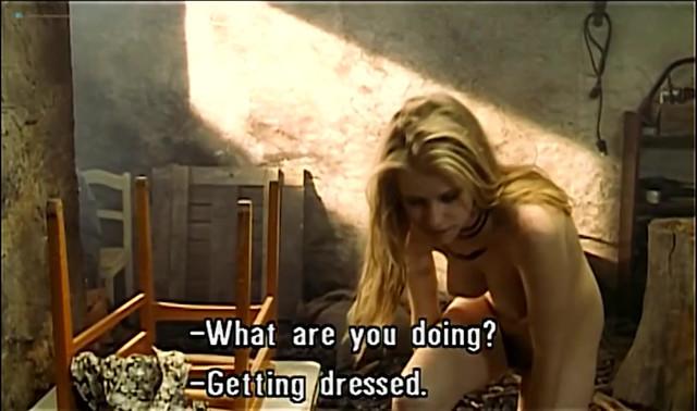 Susanne Bormann nude - Raus aus der Haut (1997)