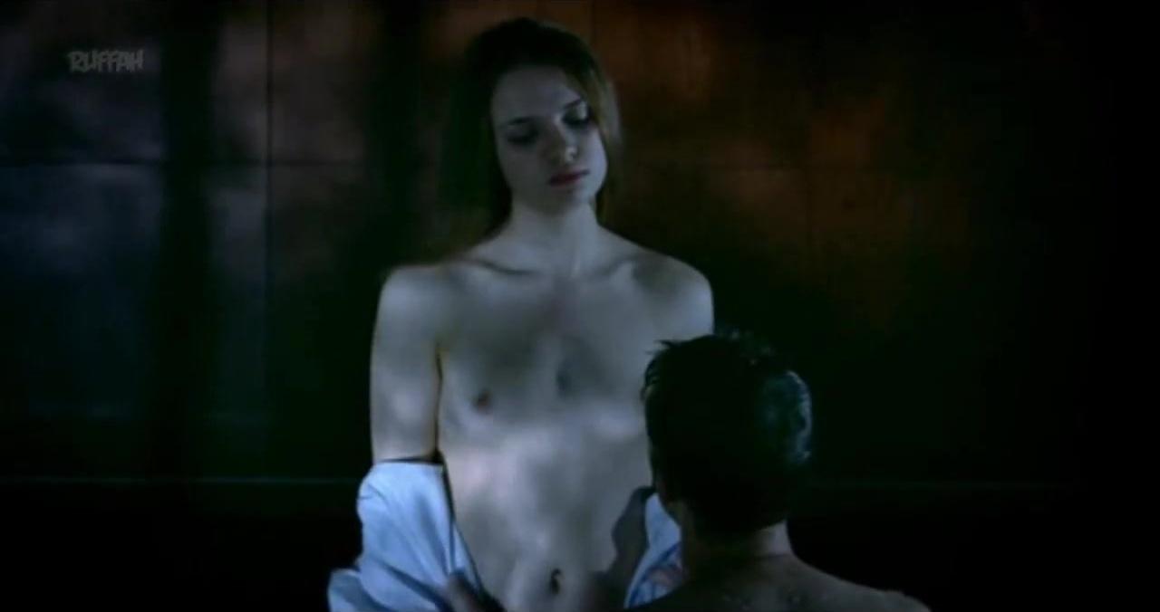 Sara Forestier nude - Hell (2006)