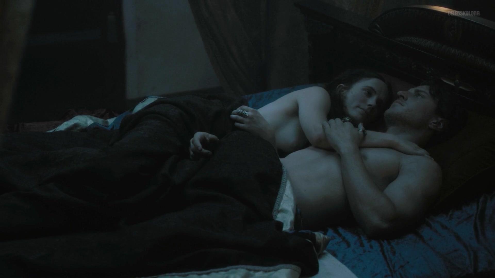 Ella Becroft nude - Roman Empire S01E02-E03 (2016)
