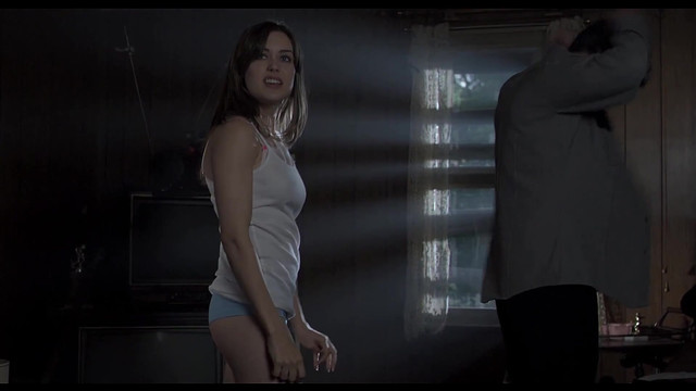 Nude Video Celebs  Megan Boone Sexy - My Bloody Valentine 2009-7084