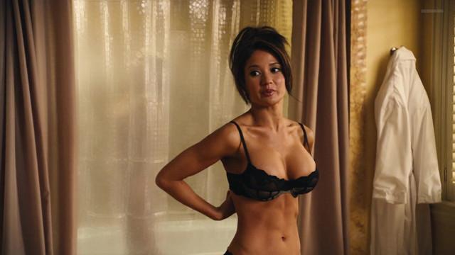 Carmen Electra sexy, Genevieve Guzchack nude - Mardi Gras: Spring Break (2011)