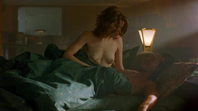 Julia Nickson nude, Kelly Benson nude - White Tiger (1996)