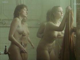 Malgorzata Ostrowska nude, Marta Klubowicz nude - Rajski Ptak (1987)