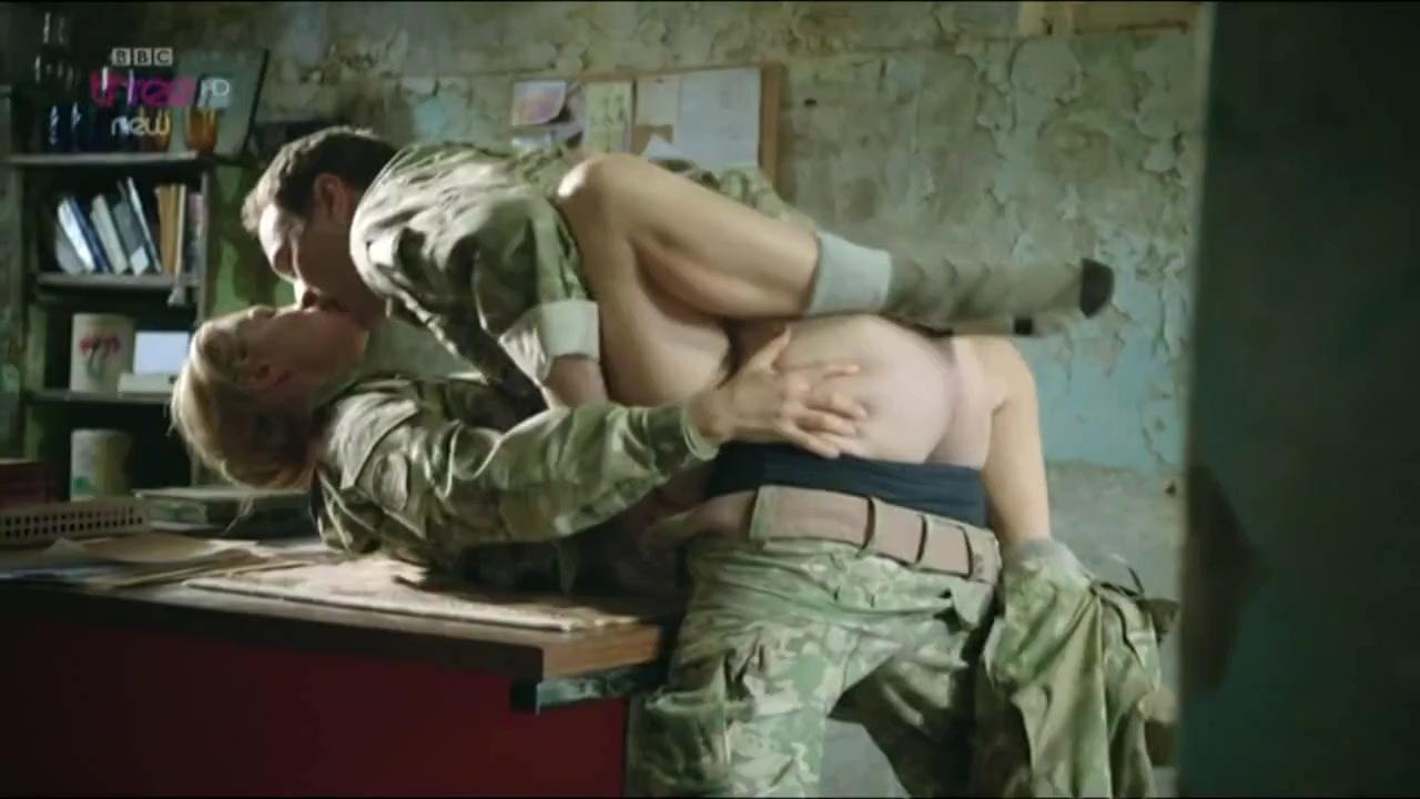 Kelly Adams sexy - Bluestone 42 S02E05 (2013)