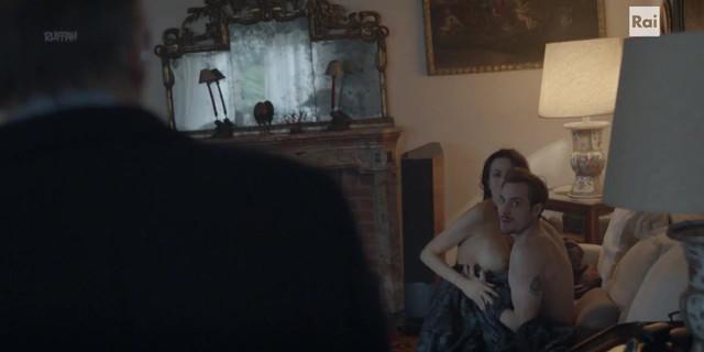 Aisha Cerami nude - Non Uccedere S02E06 (2017)