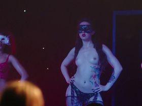 Roxanne Pallett nude, Olivia Sloyan nude, CeCe Sinclair nude, Elizabeth Knight nude, Lady Wild Flower nude - Habit (2017)