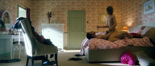 Jodie Mccallum nude, Kate Dickie nude - Filth (2013)