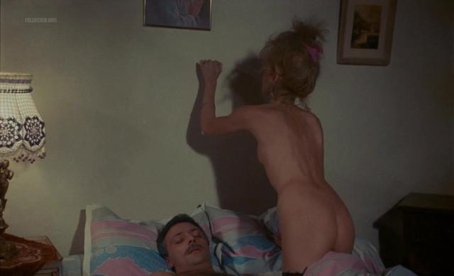 Anthea Wyler nude - La Revanche Des Mortes Vivantes (1987)