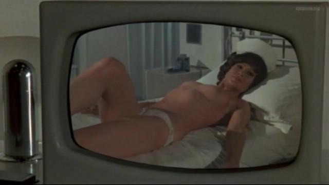 Antonia Ellis nude - Percy (1970)