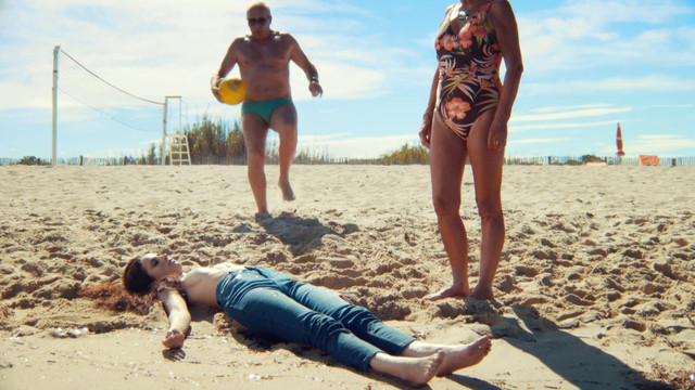 Lise Gardo nude - Alexandre Chatelard (2016)