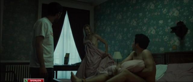 Mona Walravens nude - Radiostars (2012)
