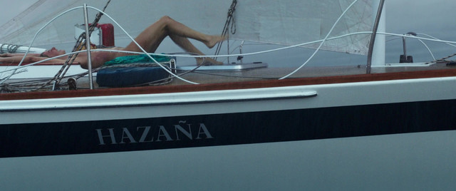 Shailene Woodley nude - Adrift (2018)