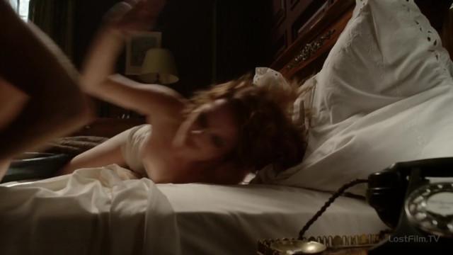 Nora Lili Horich nude - Fleming s01e01 (2014)