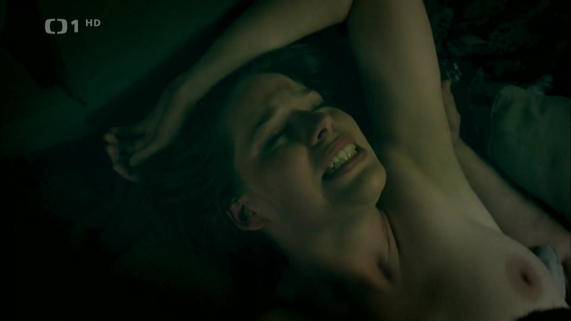 Natalie Rehorova nude - Skoda lasky s01e15 (2013)