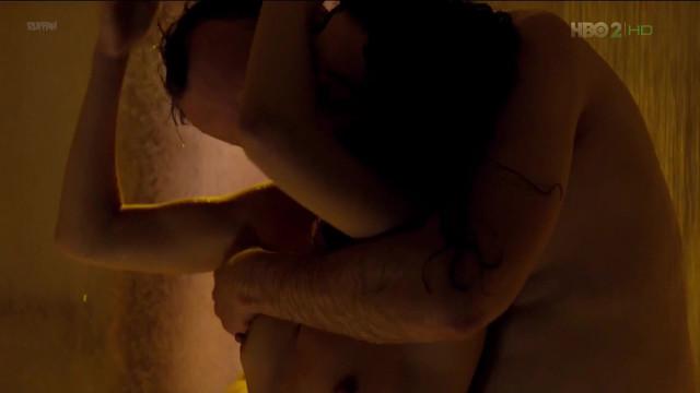 Julia Pogrebinska nude - Wataha s01e02 (2014)