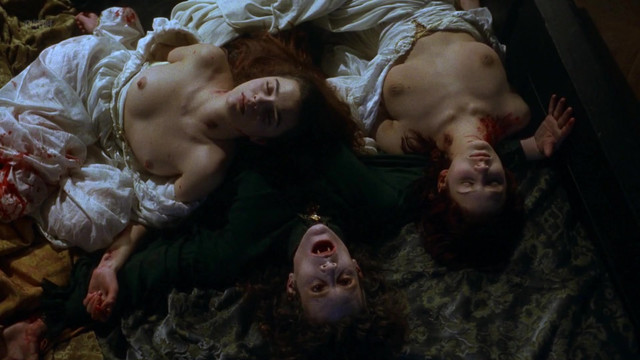 Alice Balaianu nude, Crina Matei nude - Vampire Journals (1997)