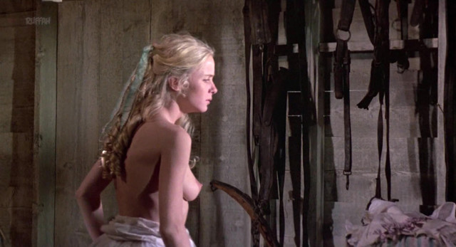 Cheryl Smith nude - Drum (1976)
