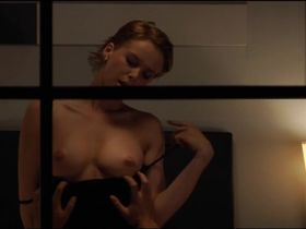 Andrea Osvart nude - Two Tigers (2007)