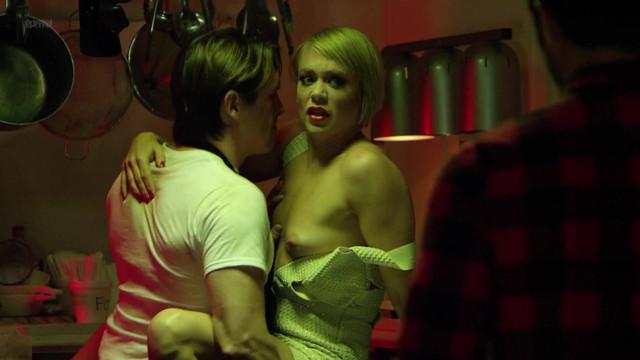 Tonya Kay nude - The Amityville Terror (2016)