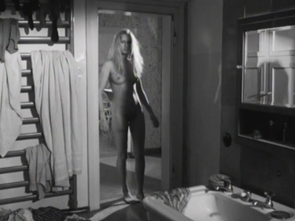Salome Kammer  nackt