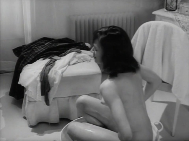 Catrin Westerlund nude - Swedish Wedding Night (1964)