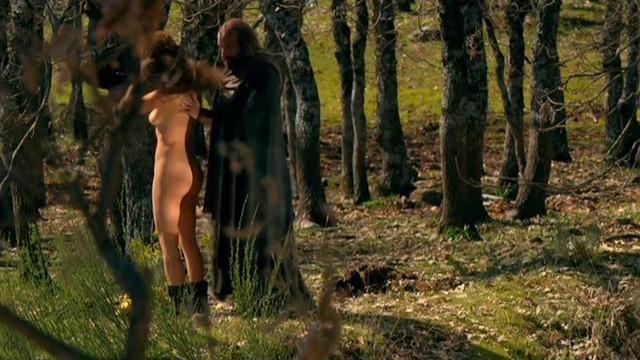 Juana Acosta nude - Hispania, la leyenda s02e02 (2011)