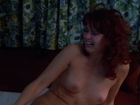 Kari Rose nude - Slugs (1988)