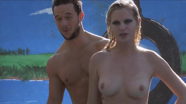 Katy Marie Johnson nude, Asa Hope nude, Nicole Rae nude - 2001 Maniacs: Field of Screams (2010)