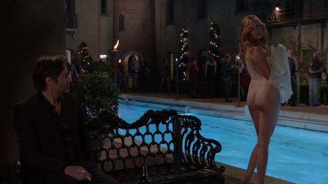 Nude Video Celebs  Maggie Grace Nude - Californication -4694