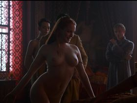 Josephine Gillan nude, Kristen Gillespie nude - Game of Thrones s04e01 (2014)
